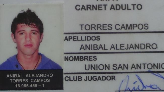 My Chilean alias.