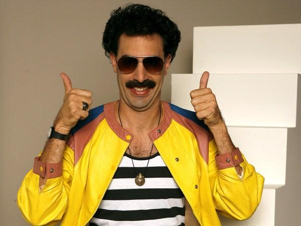 "31st Annual Toronto International Film Festival - ""Borat"" Portraits"