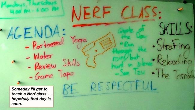 Nerf Class