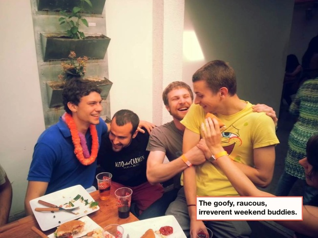Weekend Buddies